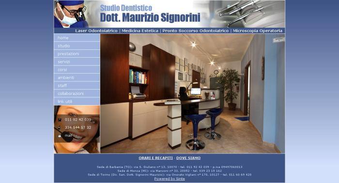 Portfolio references sinte internet service provider for Arredamenti fumagalli